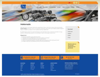 Web sayfamız yeni arayüzü ile yayında!.